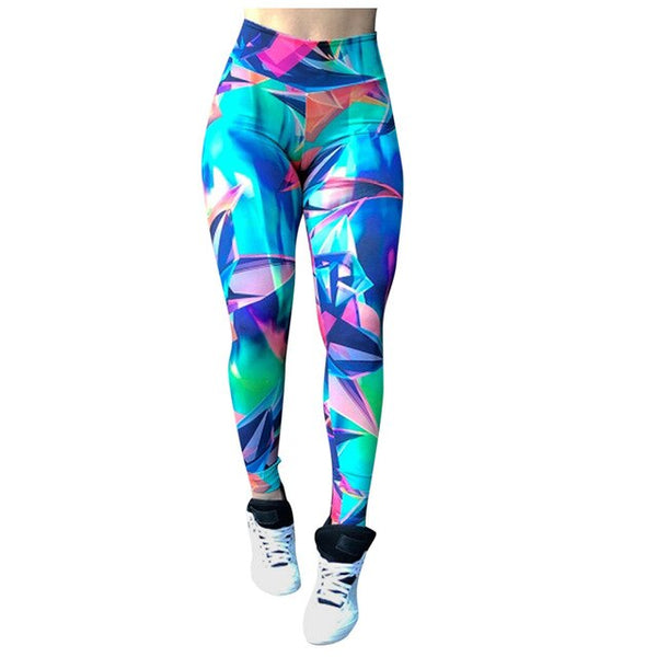 Legging Coloré Sport
