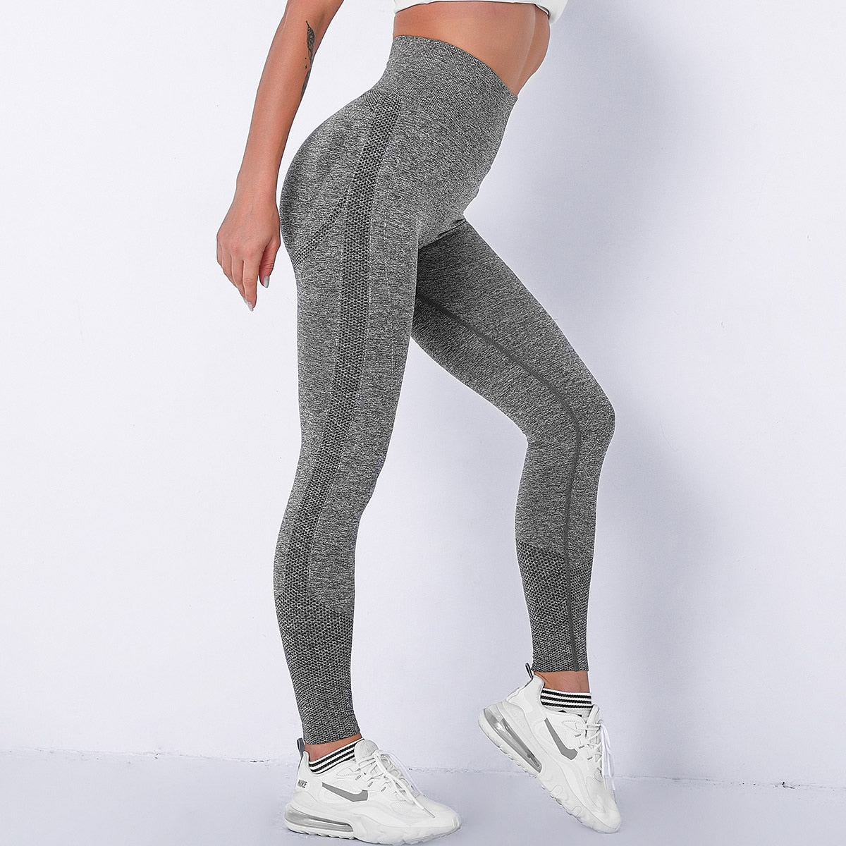 legging push up taille haute sport