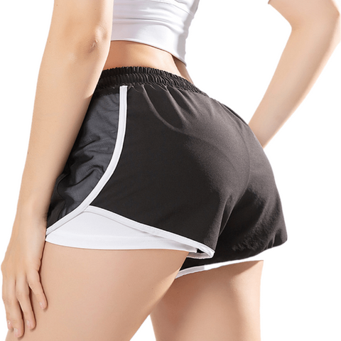 Short Running Femme 2 en 1 - passionduleggings