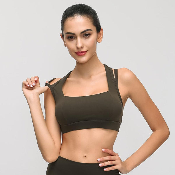 Soutien-gorge sport maintien fort - passionduleggings