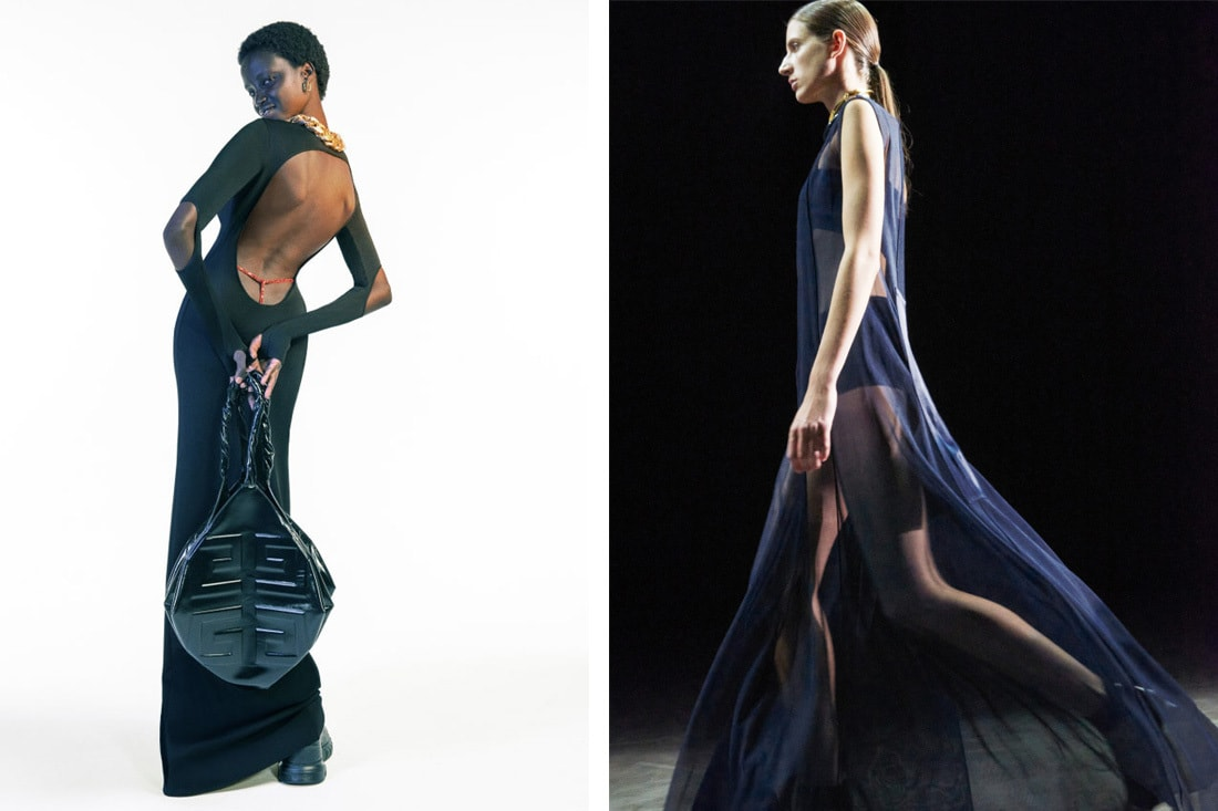 Transparency, openness, straps