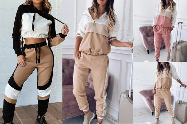 Colors of Womens tracksuits - fashion trends