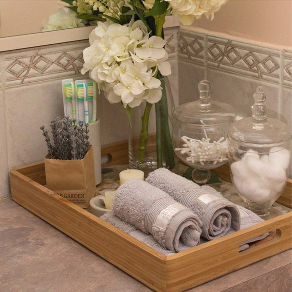 For storing bath accessories