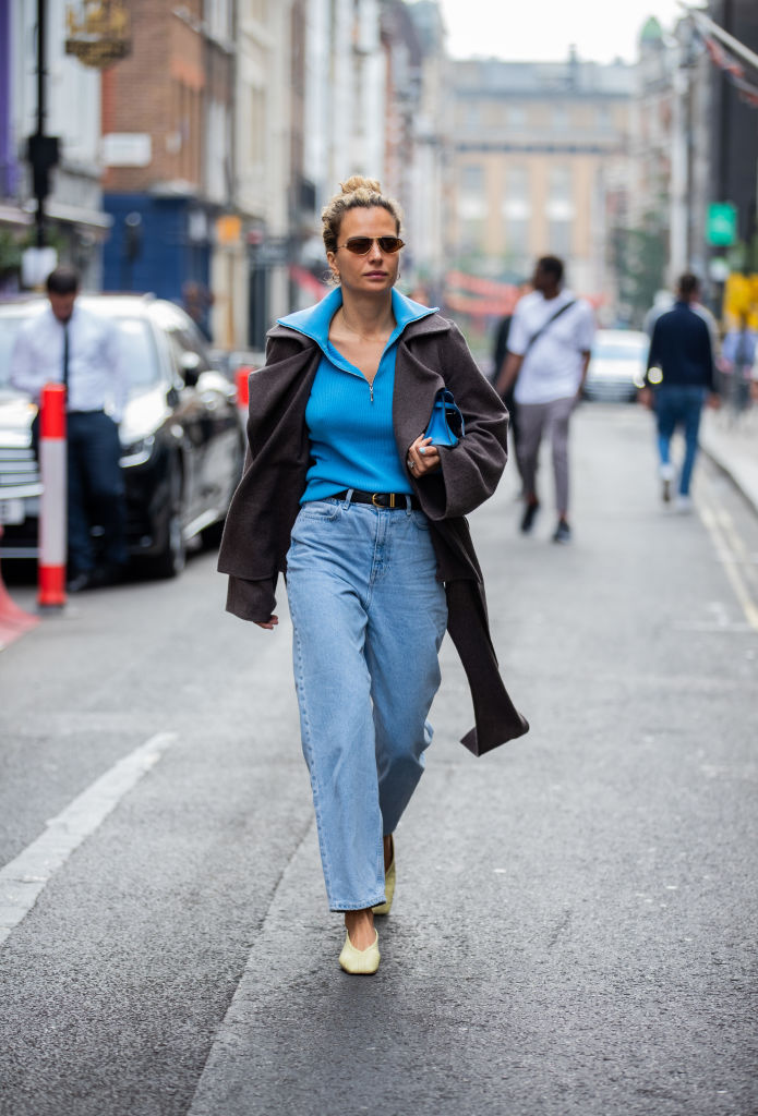 How To Wear Jeans With a Blue Polo