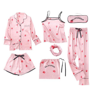 7 Pieces Pajamas Sets Hopikas 2 XXL