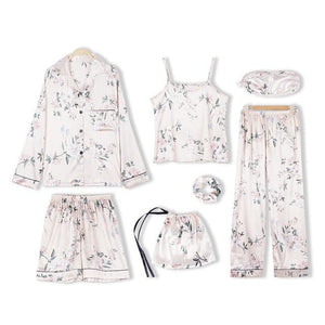 7 Pieces Pajamas Sets Hopikas 3 XXL