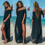 Beach Dresses Hopikas Black S