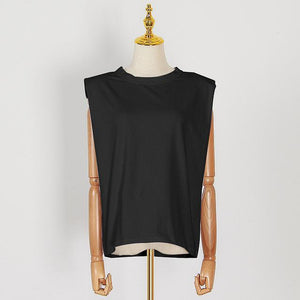 Casual Womens Tank Top Hopikas