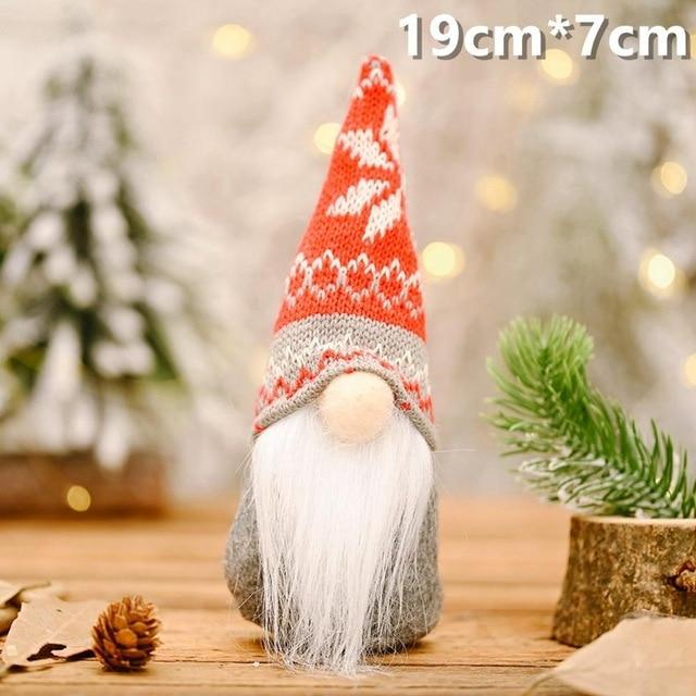 Christmas Calendar Gifts Santa Claus Dolls Elf Hopikas Dolls 3