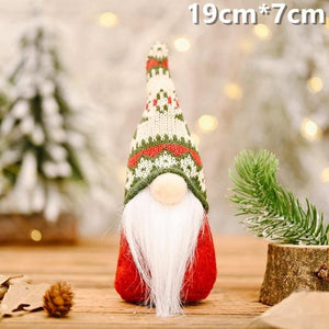Christmas Calendar Gifts Santa Claus Dolls Elf Hopikas Dolls 4