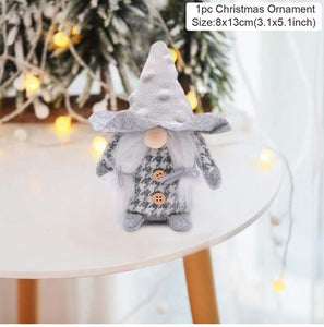 Christmas Doll Decorations For Home Hopikas 16