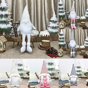 Christmas Doll Decorations For Home Hopikas