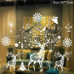 Load image into Gallery viewer, Christmas Window Stickers Christmas Decorations for Home Hopikas 06