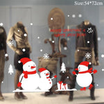 Load image into Gallery viewer, Christmas Window Stickers Christmas Decorations for Home Hopikas 07
