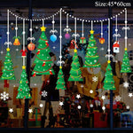 Load image into Gallery viewer, Christmas Window Stickers Christmas Decorations for Home Hopikas 21