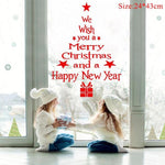 Load image into Gallery viewer, Christmas Window Stickers Christmas Decorations for Home Hopikas 23