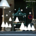 Load image into Gallery viewer, Christmas Window Stickers Christmas Decorations for Home Hopikas 30