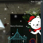 Load image into Gallery viewer, Christmas Window Stickers Christmas Decorations for Home Hopikas 31