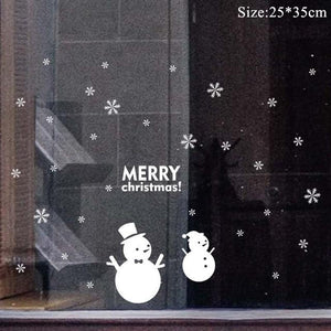 Christmas Window Stickers Christmas Decorations for Home Hopikas 32