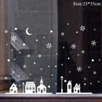 Load image into Gallery viewer, Christmas Window Stickers Christmas Decorations for Home Hopikas 33