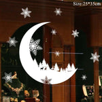 Load image into Gallery viewer, Christmas Window Stickers Christmas Decorations for Home Hopikas 34