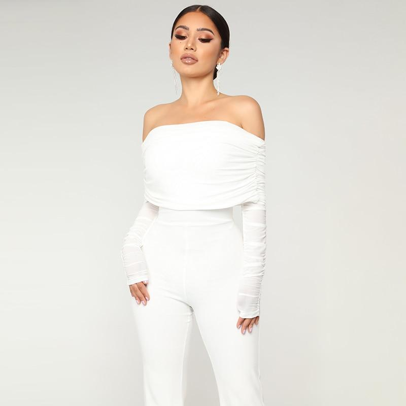 Club Jumpsuit Long Sleeve Hopikas