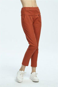 Cotton Pants Hopikas red brown S