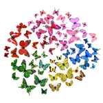 Load image into Gallery viewer, Cute Butterflies Wall stickers art Decals Home Decoration Hopikas