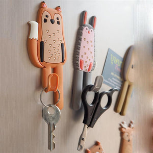 Cute Magnetic Hooks | Removable Fridge Sticker Refrigerator Hopikas