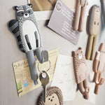 Load image into Gallery viewer, Cute Magnetic Hooks | Removable Fridge Sticker Refrigerator Hopikas