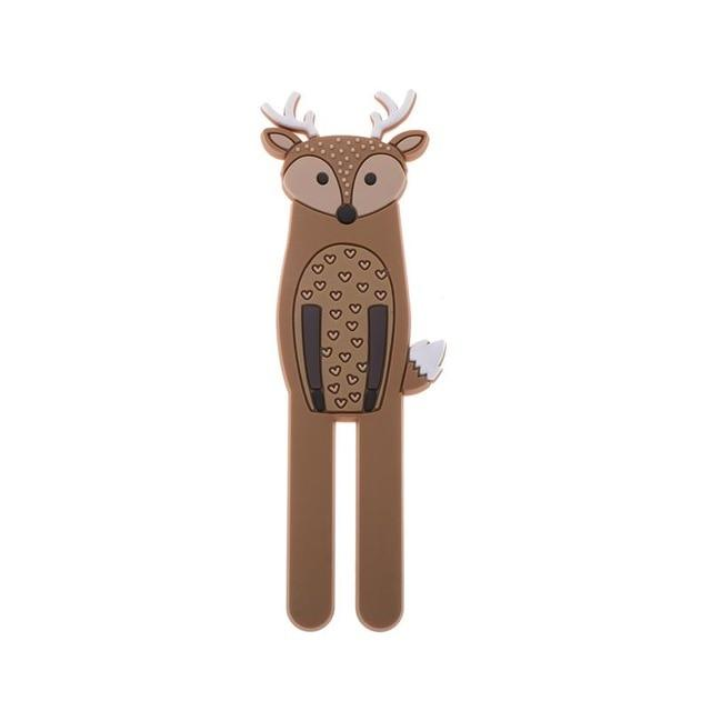 Cute Magnetic Hooks | Removable Fridge Sticker Refrigerator Hopikas Fawn