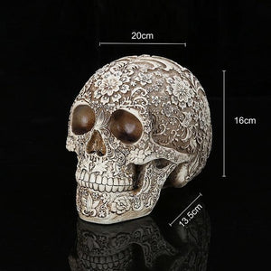 Decorative Skull Hopikas 1 pcs