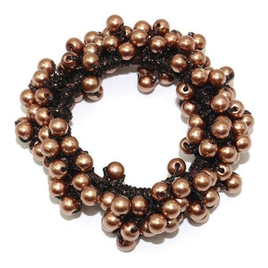 Elastic Pearl Hair Ties Hair Ties Hopikas color 1