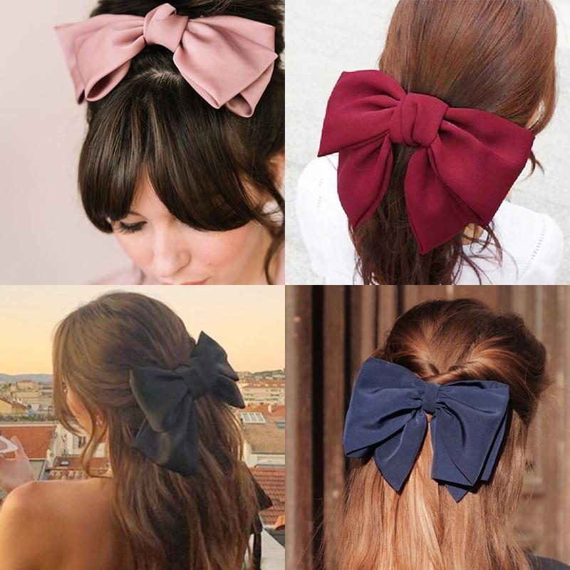 Fashion Big Bow Hair Clip Hair Clip Hopikas