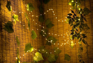 Garland for decoration for home and garden for Christmas Hopikas