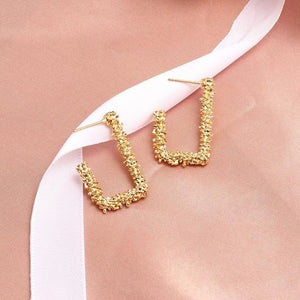 Geometric Earring Hopikas Gold 8