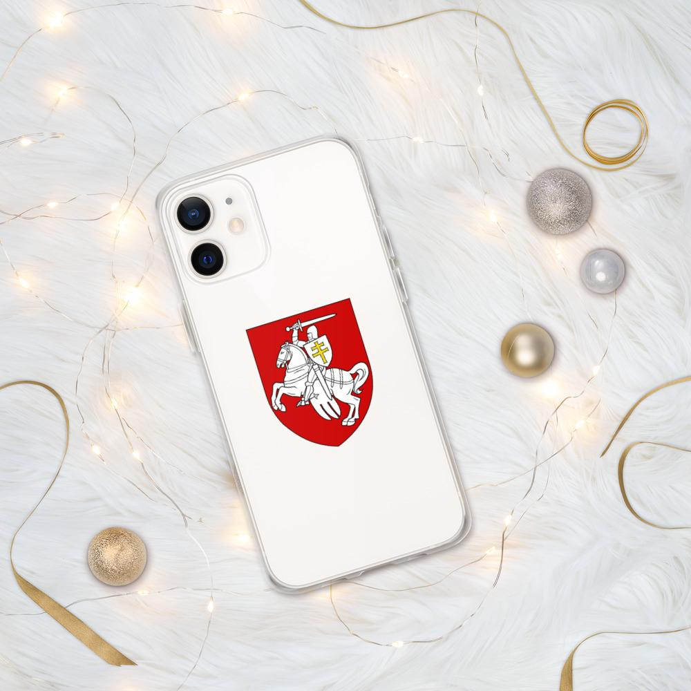 "iPhone Case with coat of arms ""Chase"" Hopikas iPhone 12 mini"