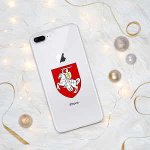 "iPhone Case with coat of arms ""Chase"" Hopikas iPhone 7 Plus/8 Plus"