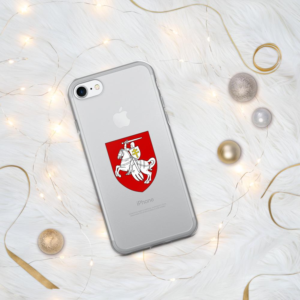 "iPhone Case with coat of arms ""Chase"" Hopikas iPhone SE"