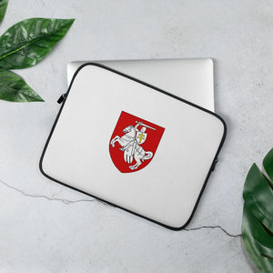 "Laptop Sleeve with coat of arms ""Chase"" Hopikas 13 in"