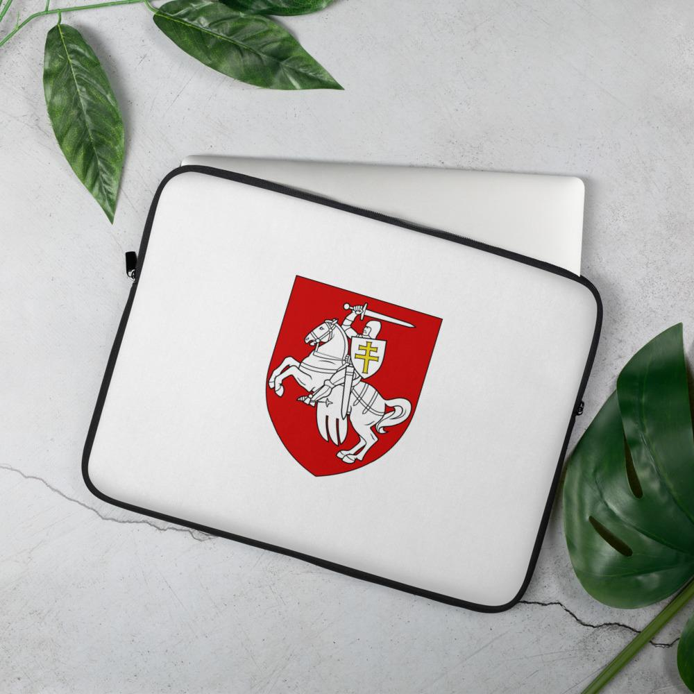 "Laptop Sleeve with coat of arms ""Chase"" Hopikas 15 in"