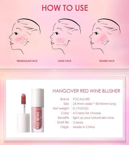 Liquid Blush Hopikas