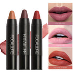 Load image into Gallery viewer, Matte Lipsticks Waterproof Hopikas