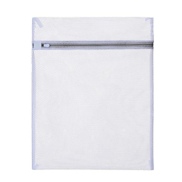 Mesh Laundry Wash Bags | Laundry Bags for Washing Machines Hopikas Coarse net 40CMx50CM