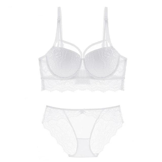 New Underwear Set Hopikas White 70A