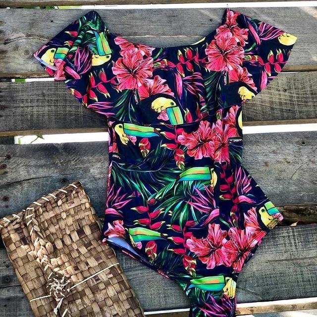 Off The Shoulder Swimwear Hopikas 13 S