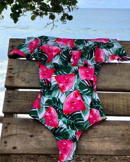 Off The Shoulder Swimwear Hopikas 15 S