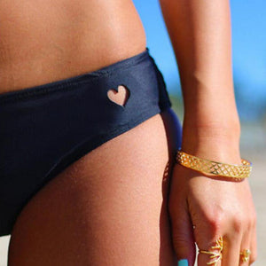 Panties tanga Heart Shape Hopikas