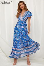 Load image into Gallery viewer, Boho Long Dress