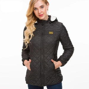 Quilted Jacket Hopikas S